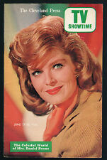 LUCILLE BALL~PATRICIA BLAIR~I LOVE LUCY~JUDY GARLAND~OHIO TV SHOWTIME GUIDE~1965