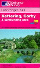 Good, Kettering, Corby and Surrounding Area (Landranger Maps), Ordnance Survey,