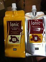 IDA G5 Ionic HAIR STRAIGHTENING CREAM