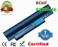 5200mAh Batería Acer Aspire One 532h 533 Emachines 350-21G16i eM350 NAV50 NAV51