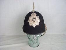 Kings Crown Devonshire Regiment Black Cloth Home Service Spikehelmet