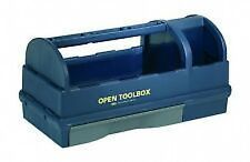 RAACO OPEN TOOLBOX AS USED BY BRIT GAS ENGINEER, PLUMBERS, CARPENTERS 121293