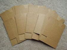 Ten Usgi .223 or 5.56mm 4 Pocket Cardboards For Holding 3 Stripper Clips New