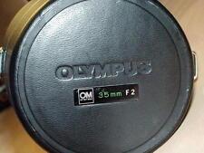 OLYMPUS OM ZUIKO 35mm F2 LENS CASE