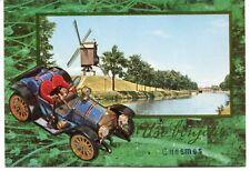 CPM - Carte Postale - Belgique - Un Bonjour de Cuesmes (DG14841)