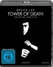 BRUCE LEE / LANG TONG - TOWER OF DEATH - BLU-RAY NEU!!