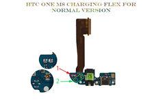 NEW HTC ONE M8 MICRO USB CHARGING PORT DOCK MIC EARPHONE AUDIO JACK FLEX RIBBON