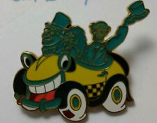 Disneyland Roger Rabbit Toon Spin Ride Benny Haunted Mansion Hitch Hikers Le Pin