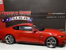 GMP / American Muscle 2015 Ford Mustang GT 1/18 Scale CUSTOM BUILD 1 Of 1
