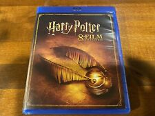 Harry Potter: Complete 8-Film Collection - Blu-Ray Disc Like New