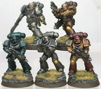 40k Unnumbered Sons / Greyshields primaris Intercessors (Lost in Warp Kill Team)