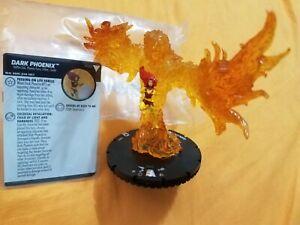 Heroclix Dark Phoenix G020 Rare Figure, New, Free Shipping