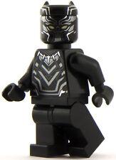GENUINE Lego Marvel Super Heroes Black Panther Minifigure CMF Mini Figure 76047