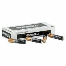 Duracell Coppertop Alkaline Batteries, AA, 24/Box (MN1500BKD)