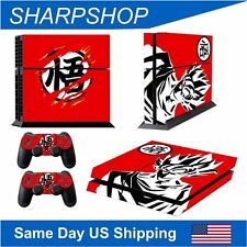 Skins Faceplate for PS4 Console & Controller Playstation 4 Stickers Accessories