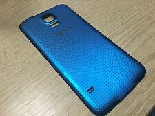 15x Genuine Original Grade A Samsung Galaxy S5 Back Battery Cover Housing Blue