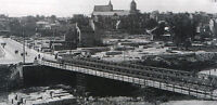 8x6 Gloss Photo ww25B Normandy Calvados Caen 1944 69