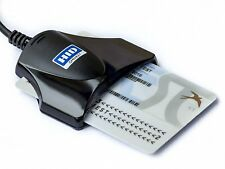 More details for hid omnikey eid id id 10213021usb smart card reader black
