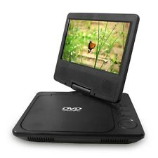 """9"""" Inch Portable DVD Player With Swivel Screen"""