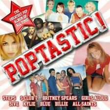 POPTASTIC - 3 CD set -  LIKE NEW  (Bx 104) {CD}