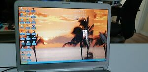 Sony Vaio VGN-NR10E Windows XP Retro gaming Laptop with some cool games