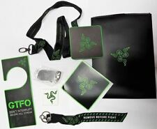 Razer L33T Gaming Accessories Bundle Loot Pack - PC/PS4/Xbox - Lanyard DogTag...