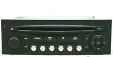 CITROEN C4 PICASSO RD4 CD RADIO PLAYER CONTINENTAL CAR STEREO VIN CODED 2007-010