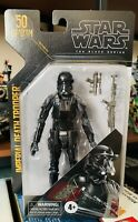 """Hasbro Star Wars Black Series Archive Imperial Death Trooper 6"""" Action Figure"""