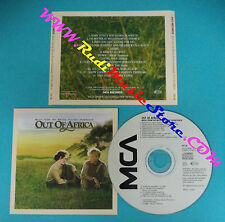 CD Out Of Africa(Music From The Motion Picture Soundtrack)OST 08 PROMO(OST1*)