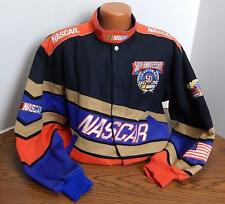 Genuine Jeff Hamilton NASCAR 50th Anniversary Jacket Men's Sz L / WORN ONCE