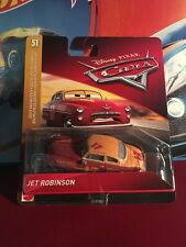 2019 Disney Pixar Cars 3 Jet Robinson Doc's Racing Days!