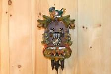 Musical Cuckoo Clock ~ Unusual Woodlands With Deer and Grouse