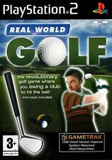 Real World Golf (Game Only) PS2 (Playstation 2) - Free Postage
