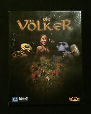 Die Völker (PC, 1999, Bigbox) für Windows 95/98 RAR