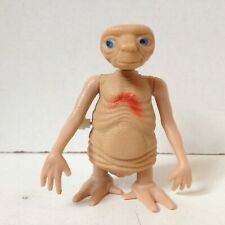 "Vintage E.T. THE EXTRA TERRESTRIAL ET WIND-UP FIGURE 3"" 1982 1980s LJN"