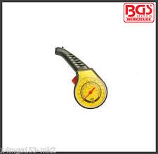 BGS-Werkzeug-la presión del neumático calibre-Psi & utilizado ² - Pro gama - 2102