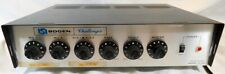 Working Vintage 60 Watt Bogen Challenger Amplifier/Mixer Model C-60 - Very LOUD