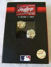 Miami Marlins Baseball Cufflinks by Rawlings