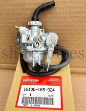 NEW Genuine Honda Carburettor for Honda Z50R, Z50J, XR50, CRF50 (16100-165-924)