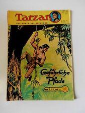 Tarzan Der König des Dschungels Nr. 7 Original Ausgabe 1959-1961 farbig
