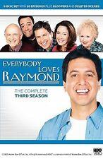 Everybody Loves Raymond - The Complete Third Season (DVD, 2005, 5-Disc Set)