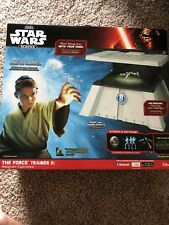 Star Wars The Force Trainer II Hologram Experience Uncle Milton Brand New