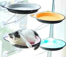 Cute Window Mounted Cat Bed Suction Cup Hanging Pet Sunshine Hammock Perch Bed