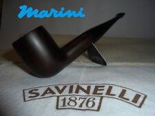 Pfeife pipes pipe Capitol Bruyere by Savinelli liscia scura billiard 101 KS 6mm