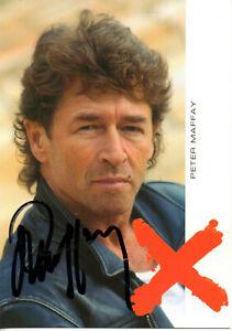 Autogramm - Peter Maffay