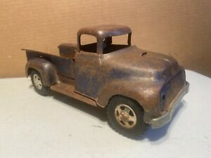 Tonka Toys 1957 Pickup Truck, Missing Parts