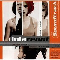 OST/VARIOUS - LOLA RENNT  CD  15 TRACKS ORIGINAL SOUNDTRACK / FILMMUSIK  NEW