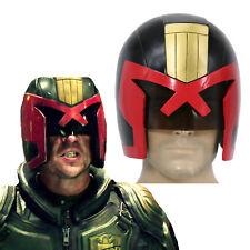 XCOSER Judge Dredd Helmet Halloween Cosplay Costume Replica Mask Props