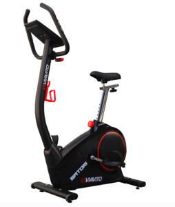 Upright Viavito Satori Exercise Bike Cardio Workout Home Fitness Training