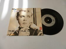 "STYLE COUNCIL - Walls Come Tumbling Down - 1985 UK 3-track 7"" Vinyl Single"